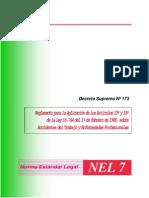 decreto-supremo-Nº-173-reglamento-para-la-aplicacion-de-los-articulos-15º-y-16º-de-la-ley-16-744