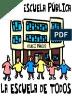 Por La Escuela Publica