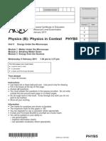 Aqa Phyb5 w Qp Jan11