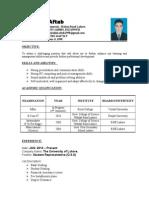 CV Abdullah Aftab(Updated) (1)