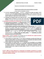 DAD - Administração Pública - EP e SEM