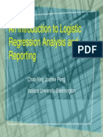 061220ppt1 - Logistic Regression