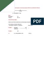 Calculo Preparar Solucion de AgNO3 01 Normal