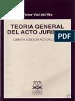 15939785 Teoria General Del Acto Juridico