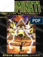Illuminati - The Game of Conspiracy (Deluxe Edition)