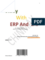 STUDY WITH ERP AND SAP