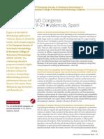 2013 ESVD–ECVD Congress Capsules
