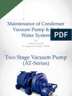 Vacuum Pump - Presentation