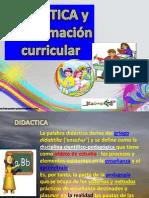 Clase Didactica Programacion Curricular. Cortopptx