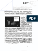 """Bericht vom Berufspolitischen Seminar der DGPT zu """"Patientenrechten"""