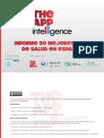 Informe TAD 50 Mejores Apps de Salud