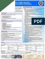 Faculty Development Program Brochure