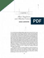 Affect Regulation