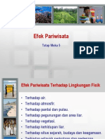 04 Efek Pariwisata - Fisik