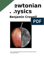 Book 1 - Newtonian Physics
