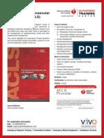 Advanced Cardiovascular Life Support Aha 1369995335