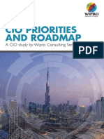CIO Priorities and Roadmaps