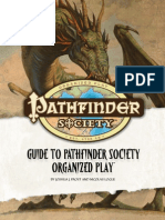 Guide to Pathfinder Society Organized Play (v1.1)