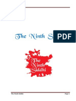 The Ninth Siddhi 8 12