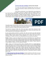 Golden Triangle Tour With Ajmer & Pushkar