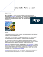 Radio Wave Power 071610