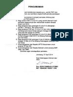Pengusulpak an Pak Periode Penetapan Juni 2014