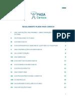 Regulamento Pasa Carioca