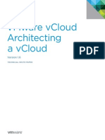 VMware Architecting vCloud WP