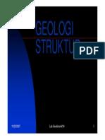 Pengantar Geologi Struktur