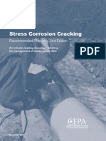 Stress Corrosion Cracking Recommended Practices 2007