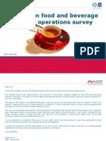 Restaurants Operations Survey v8