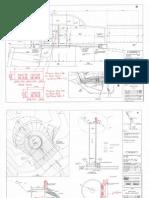 Dam Spillway Plan