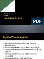 Forensik Klinik