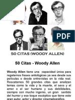 50 Citas Por Woody Allen