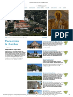 Monasteries and Churches on Aegina Island