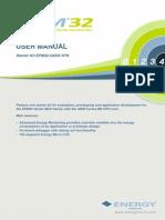 t0008 Efm32 g8xx Stk User Manual