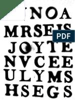 Joyce James - Ulysses