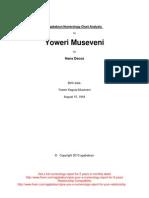 Yoweri Museveni Numerology Reading Forecast