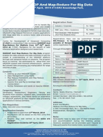 Hadoop Brochure 2014 (1