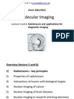 UCL CHEM2601 Imaging L5-6 (Radiotracers)