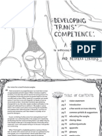 Developing Trans Competence a Short Guide to Improving Transgender Experiences at Meditation and Retreat Centers2