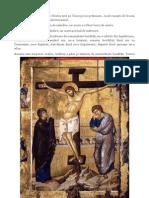 Sf Ioan Gură de Aur - Cuvânt la Cruce și la tâlhar