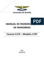 Manual de Padronizacao - Cessna C172 - 172F