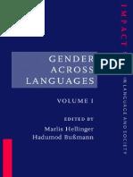 Hellinger_Busmann_Gender Across Languages 2001