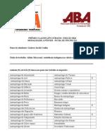 Ficha de inscrição Prêmio Lévi-Strauss 2014 Modalidade A Pôster - 4 FINAL