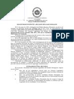 Juriprudencia Articulo 191 CRBV