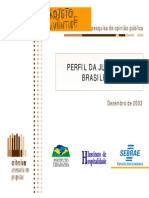 1.11. Perfil Da Juventude Brasileira