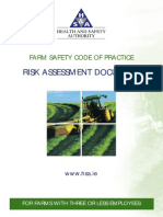 Farm Safety Risk Assessment