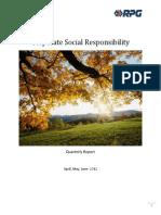 CSR Q1 Report July'12