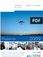 Aviation Prospectus 2009